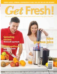 Get Fresh! Autumn 2013 cover