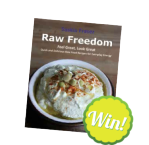Raw freedom book