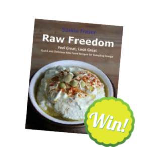 Raw freedom book